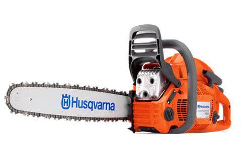 Husqvarna 460 chainsaw