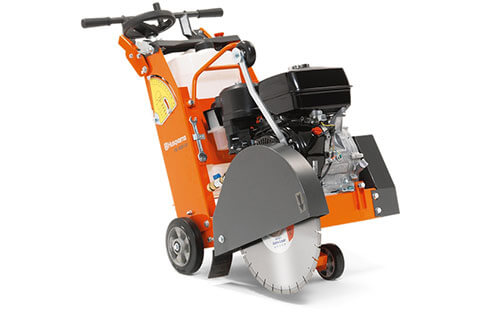 Husqvarna floor saw